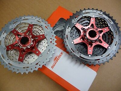 Sunrace MX3 Cassette 10 Speed Wide Ratio Range Downhill Enduro Mountain Bike  • 49.99£