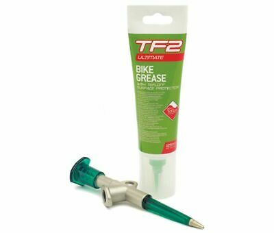 Weldtite Cycle Bike Grease Gun + TF2 Grease 125ml New Chain Crank Chainwheel  • 13.99£