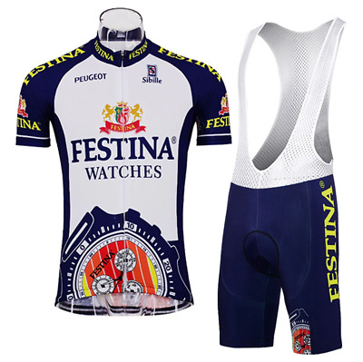 Festina Peugeot Cycling Kit • 33.64£