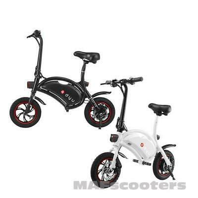 DYU D1 Electric Bikes  2 Models  6 Ah And 10.4 Lithium Batterys   • 479£
