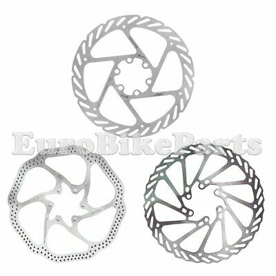 Bicycle MTB Bike Brake Disc Rotor 160mm/180mm For SRAM AVID SHIMANO Brakes • 6.99£