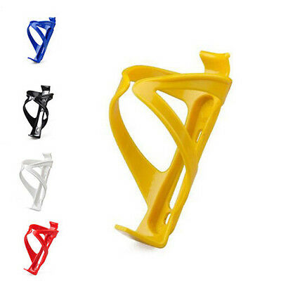Cycling Mountain Bike Plastic Water Bottle Drinks Holder Cages OutDoor Drink EH • 4.02£