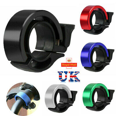 Bicycle Bell Aluminum Alloy Bike Bell MTB Handlebar Alarm Ring Invisible Q Bell • 4.59£