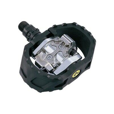 Shimano Pedals Shimano M424 SPD Mountain Bike MTB Clipless Pedals • 30.55£