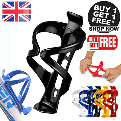 2Pcs Bracket Bicycle Cycling Mountain Bike Water Bottle Cup Drinks Holder Cage • 5.79£