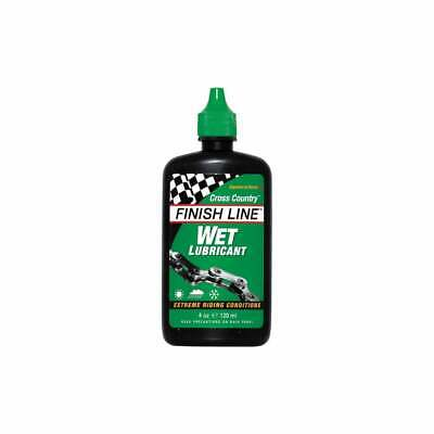 Finish Line Cross Country Wet Chain Lube • 7.95£
