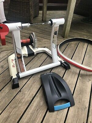 Elite Qubo Power Fluid Turbo Trainer • 65£
