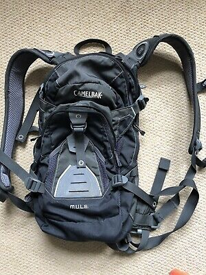Camelbak Mule Hydration Backpack Pack MTB Cycling • 25£