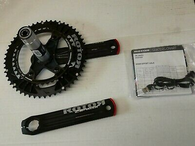 Rotar 2INpower-crankset-power Meter With Rotar Chainrings 175mm • 699.99£