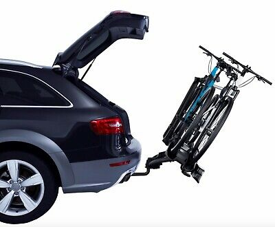 Thule 925 VeloCompact 2 Bike Cycle Carrier TowBar TowBall Mount Tiltable Locking • 280£
