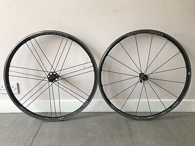 Campagnolo Zonda Clincher Wheel Set. • 51£