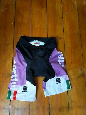 Sportful Ladies Cycle Shorts Size S (8-10) • 4£