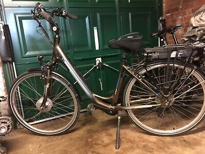 Raleigh Forge Low Step Electric Hybrid Bike • 675£