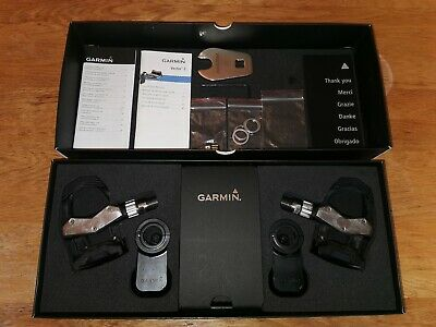 Garmin Vector 2 Dual Sided Power Meter Pedals • 206£