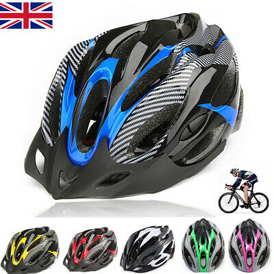 21 HoleS Bicycle Helmet Bike Cycling Adult Adjustable Safety Bicycle Equipment • 8.99£