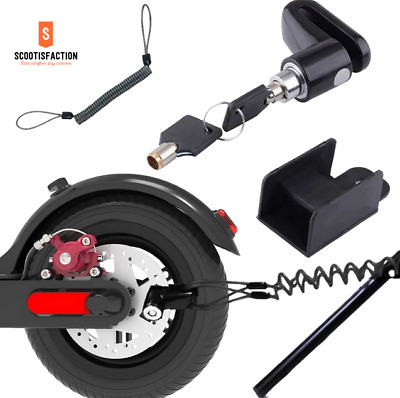 Brake Lock For M365/PRO Xiaomi Electric Scooter Anti-theft Safety Device  • 9.99£