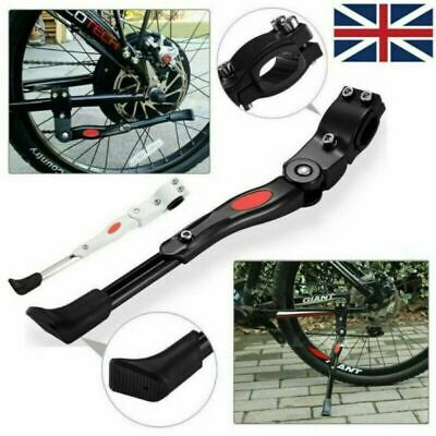 Heavy Duty Mountain Bike Bicycle Cycle Prop Side Rear Adjustable Kick Stand UK • 7.29£