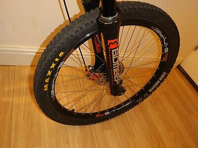 SunRims S-Type 26  Downhill Wheels,  Maxxis High Roller Tyres • 30£