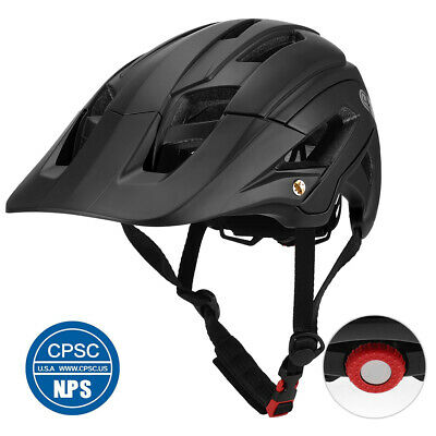 Bicycle Bike Cycling Helmet Adult Adjustable Mens Safety Mountain MTB Road Z6R1 • 19.99£