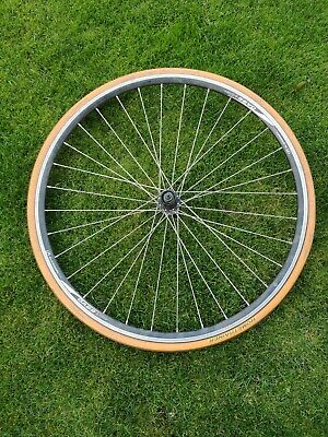 9/10/11 Speed 700c Rear Turbo Trainer Wheel With Turbo Tyre • 27£