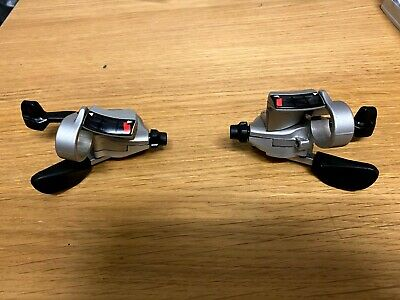 Shimano Deore XT SL- M750 3x9 RapidFire Meg9 MTB Front And Read Shifters 9 Speed • 12£