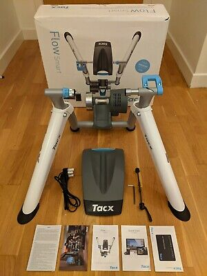 Tacx Flow Smart T2240 Turbo Trainer - ZWIFT - GREAT CONDITION - 24H Delivery!! • 299.99£