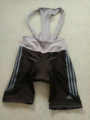Mens Adidas Cycling Bib Shorts.Size Large.Ex Condition.Worn Once • 19.99£