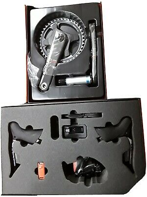 New Sram Red ETap AXS 1X D1 Electronic Road Groupset - 12 Speed With Chainset  • 999.99£