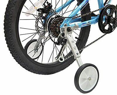 Nova Tree Bicycle Training Wheels Fits 18 To 22 Inch Kids Variable Multi-geared • 32.07£