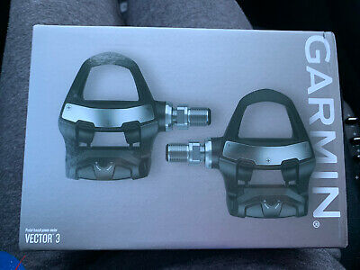 Garmin Vector 3 Double Sided Power Meter Pedals • 318£