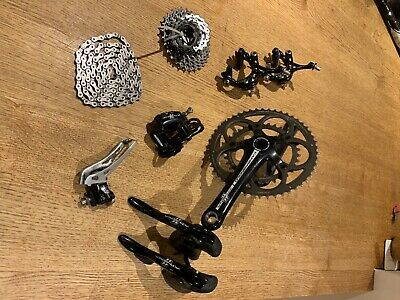 Campagnolo Athena 11 Speed Groupset • 425£