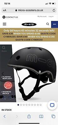 Kids Micro Scooter Helmet Small • 24.50£