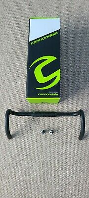 Cannondale C2 Aluminium Road Handlebars. 420mm / 31.8mm. Used. Plus End Plugs.  • 10£