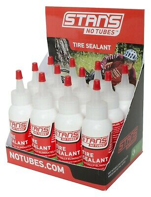 Stans NoTubes Solution Tubeless Tyre Sealant 2oz Bottle | MTB | Puncture | Bike • 3.25£