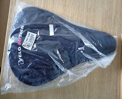New Velo Geltech Bicycle Seat Cover. Gel For Comfort. Better Than Cheaper Types • 3.88£