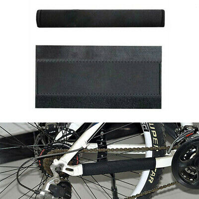 New Neoprene Bike Bicycle Chainstay Frame Protector Cover Chain Stay Guard Guard • 1.99£
