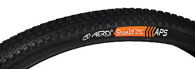 Aero Sport® Puncture Resistant Protection Bicycle Tyre 26  X 1.95 • 12.99£