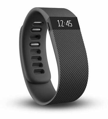 Fitbit Charge Wireless Activity Wristband, Black, Small • 73.63£