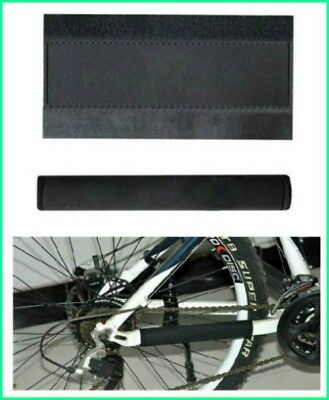 Bicycle Bike Frame Chain Stay Posted Protector Guard Nylon Cover Pad Cycling UK  • 3.99£