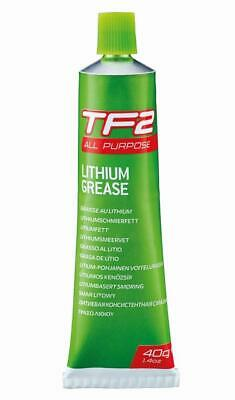 TF2 Lithium Grease Tube (40g) Bicycle Cycle Headset Crank Wheel Bearings ETC • 2.85£