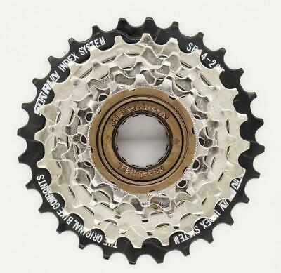 Moutain Bike  6 Speed Screw On Freewheel Cogs ,fully  Works  With Shimano,  • 10.95£