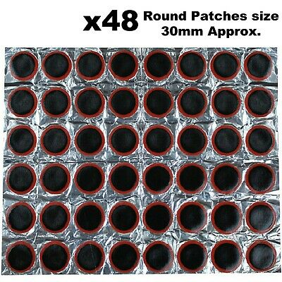 Rubber Solution Glue Cement Innertube Puncture Repair Kit Patch Bike Fast Drying • 3.99£