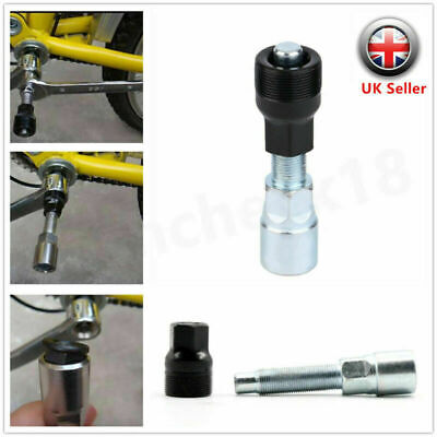 Bike Bicycle Crank Wheel Puller Remover Repair Extractor Mountain Tool Removal • 3.19£
