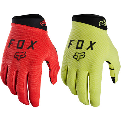Fox Ranger Gloves SP20 MTB Mountain Bike Full Finger Protection Downhill Enduro • 25£