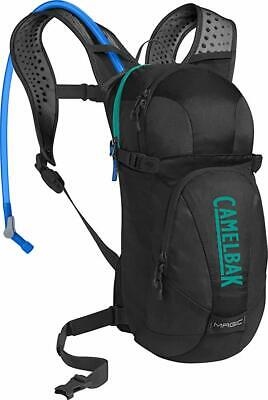 Camelbak Womens Magic 70oz Hydration Pack Backpack Cycling - Black/Colombia Jade • 65.99£