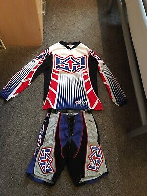 Royal Racing Steve Peat Race Kit • 65£