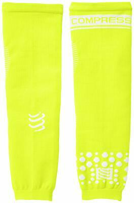 Compressport Armforce Armsleeve, Fluo Yellow • 9.99£