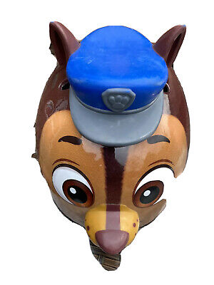 Paw Patrol Chase Bicycle Helmet  -size XS For Ages 3 & Up (48-52cm) • 15£