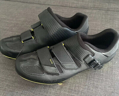 Specialized Elite Road Cycling Shoes Size 8 EU42 • 16£