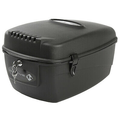 Bicycle Rear Top Box - Lockable Storage For Your Bike • 39.99£